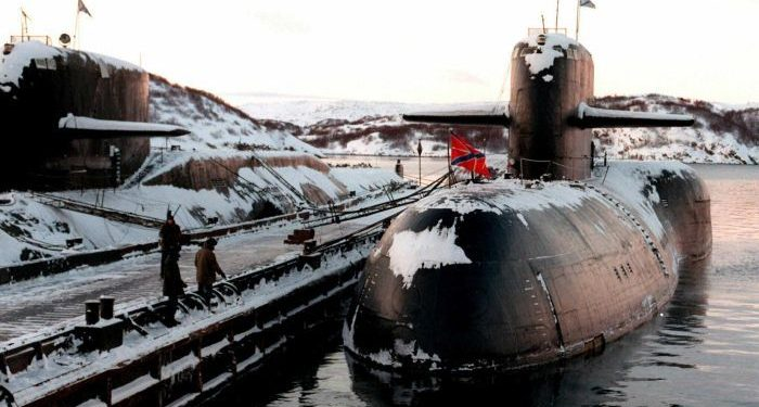 14 Dead after fire aboard a Russian nuclear submarine