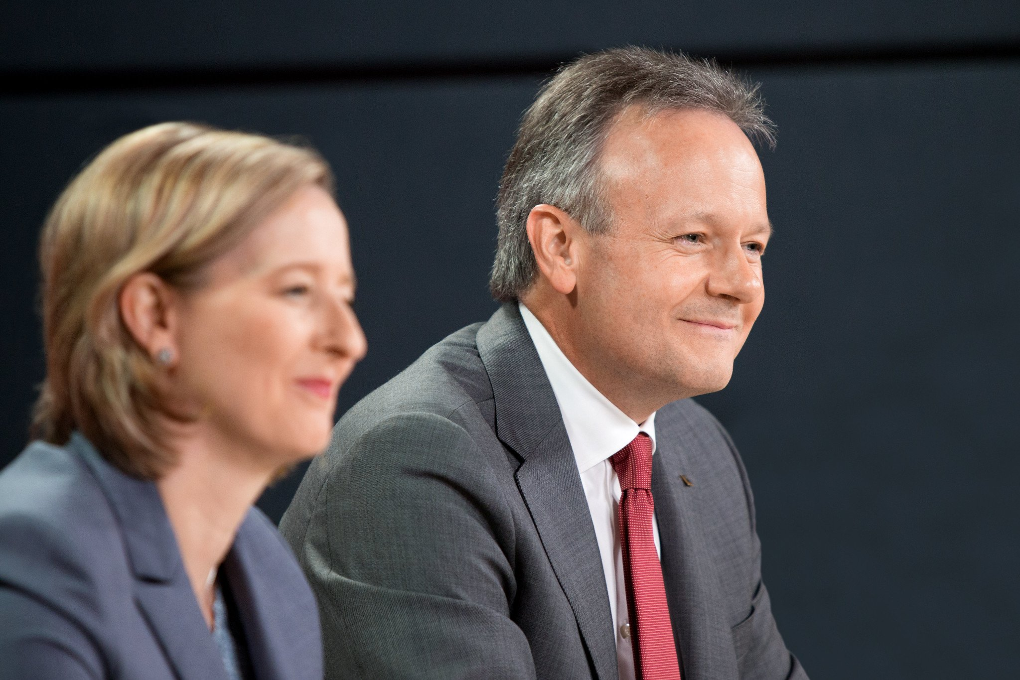 Bank of Canada holds key lending rate, says second-quarter economic growth likely temporary