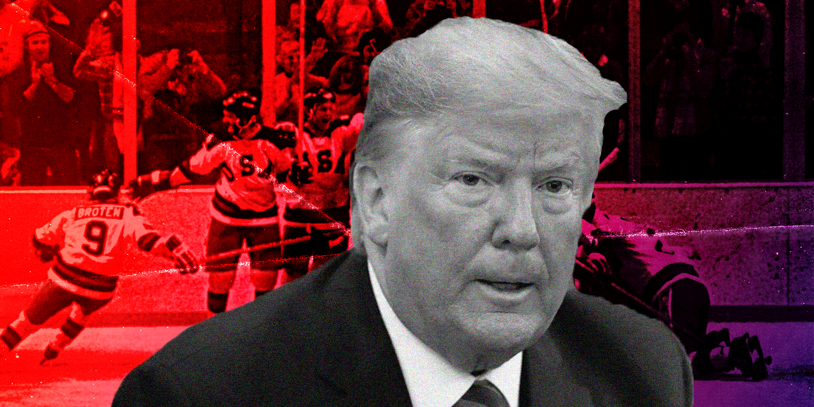 Journalist shames Miracle on Ice hockey team for supporting Trump