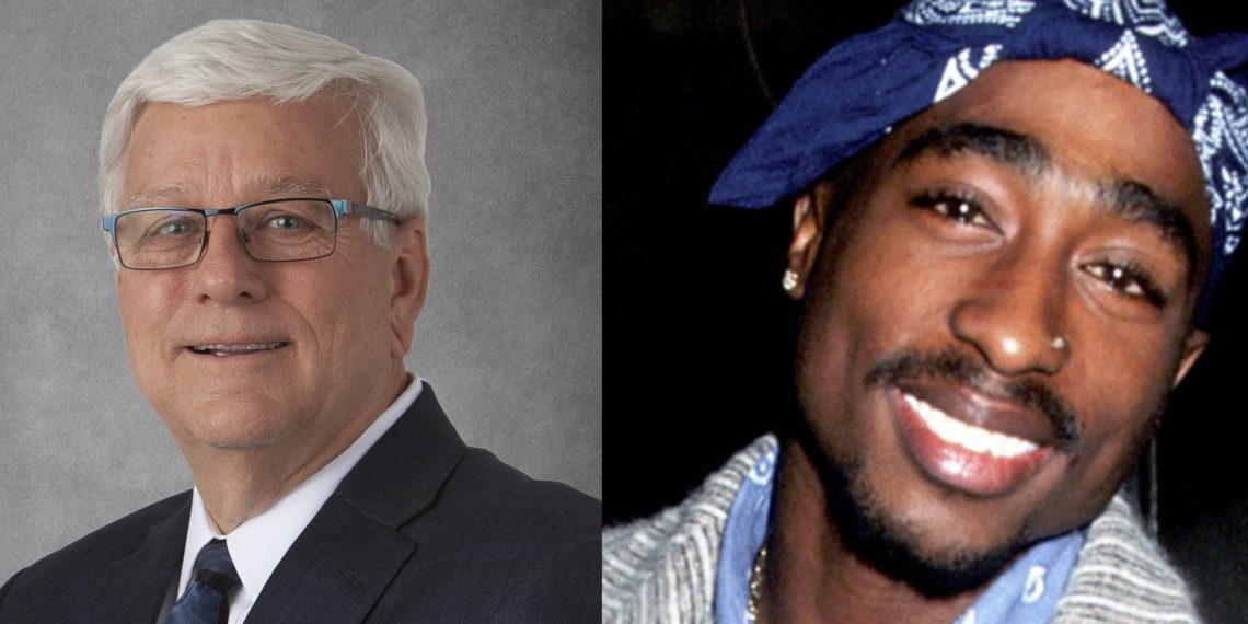 Iowa government official fired after showing his love for 2Pac in mass email