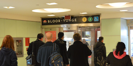 Bloor-Yonge subway to receive $1 billion in funding from Trudeau government