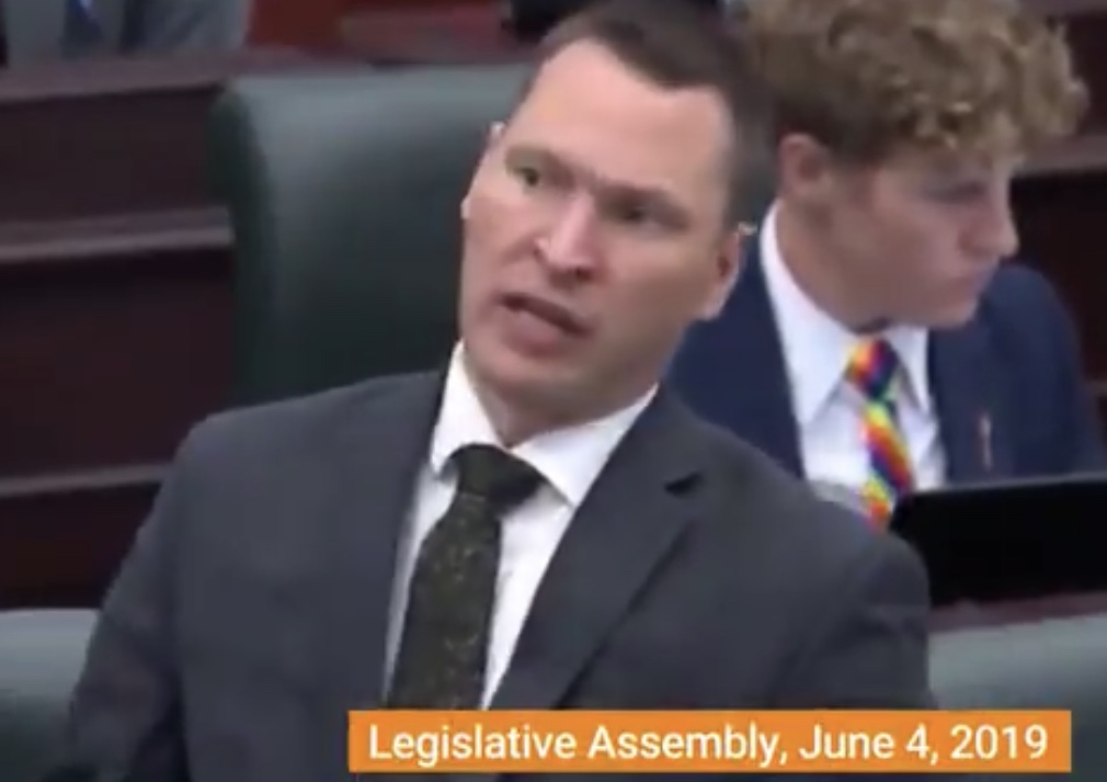 Alberta NDP MLA thinks small businesses have thousands of dollars to spare for carbon tax