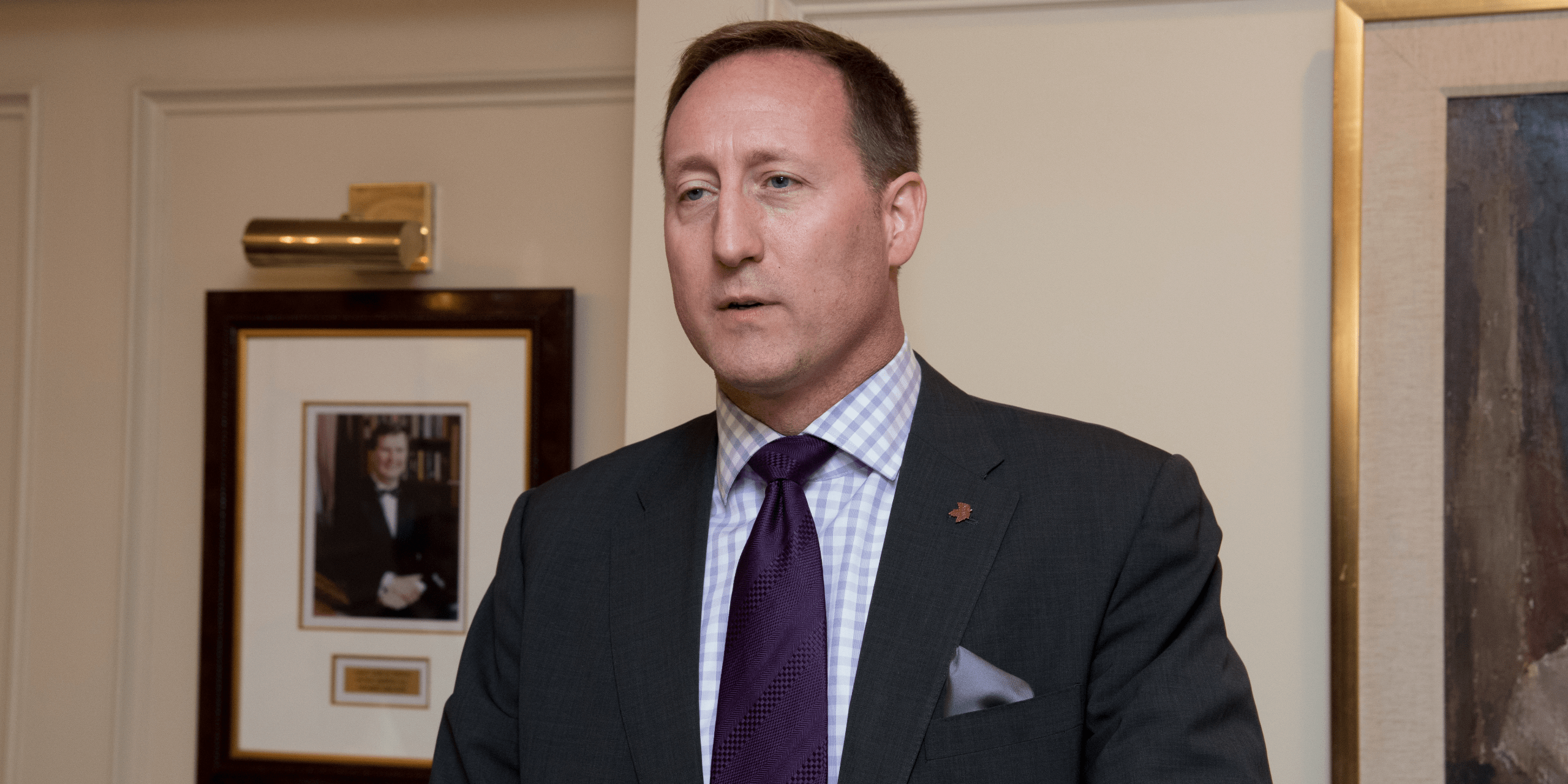 EXCLUSIVE: MacKay won't commit to move Canadian embassy to Jerusalem, breaking with Conservative Party policy