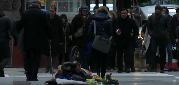 Toronto still struggling to deal with homeless crisis