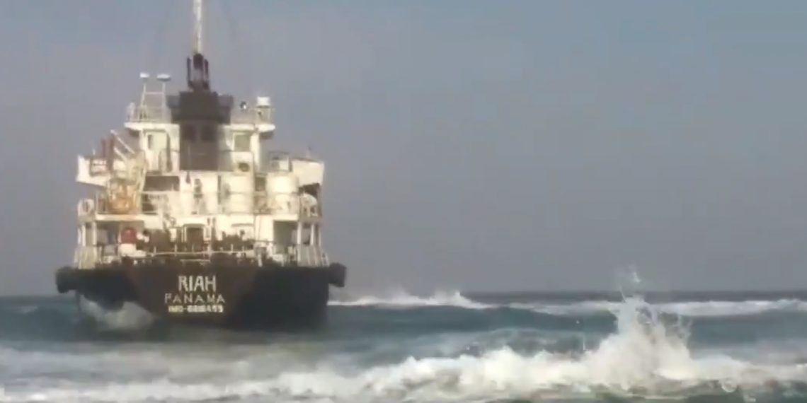 British tanker has been seized by Iran