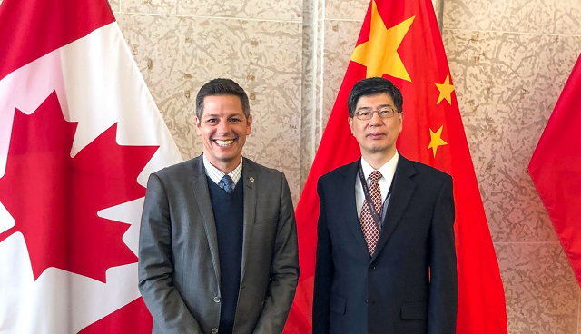 TIPPING POINT: The Canadian people have turned against China