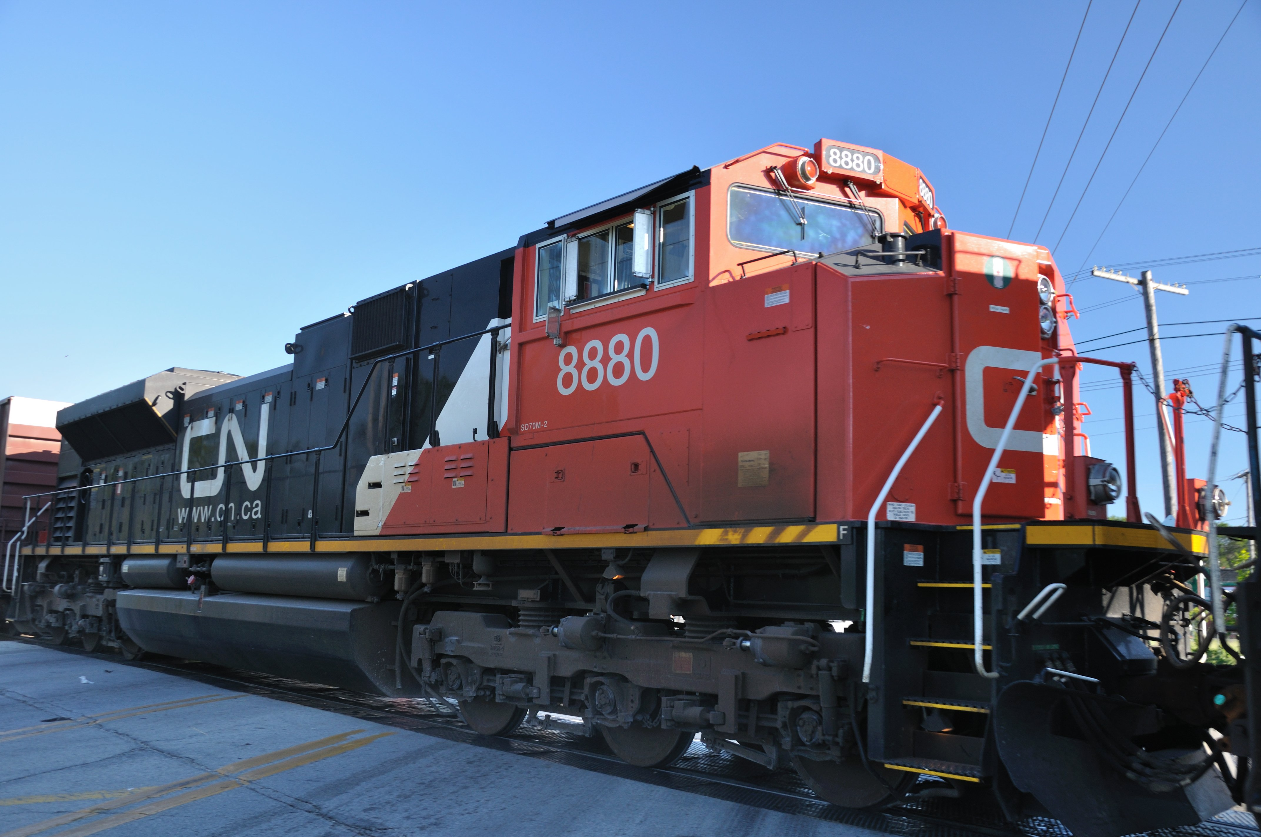 CN Railway gets strike notice from union
