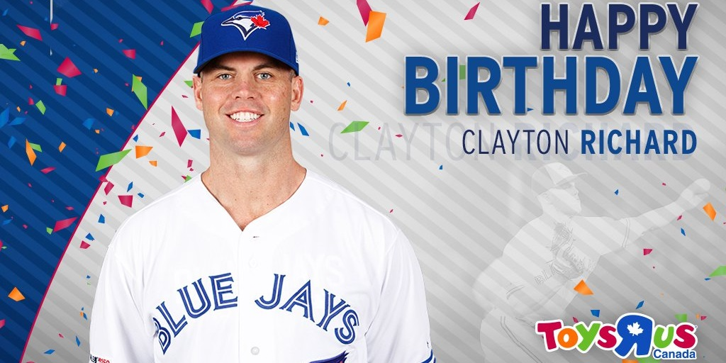 Blue Jays wish their pitcher a happy birthday, then release him six hours later