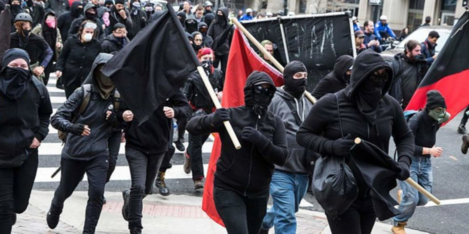 Antifa's granny-bullying is another hit to the group's crumbling public facade