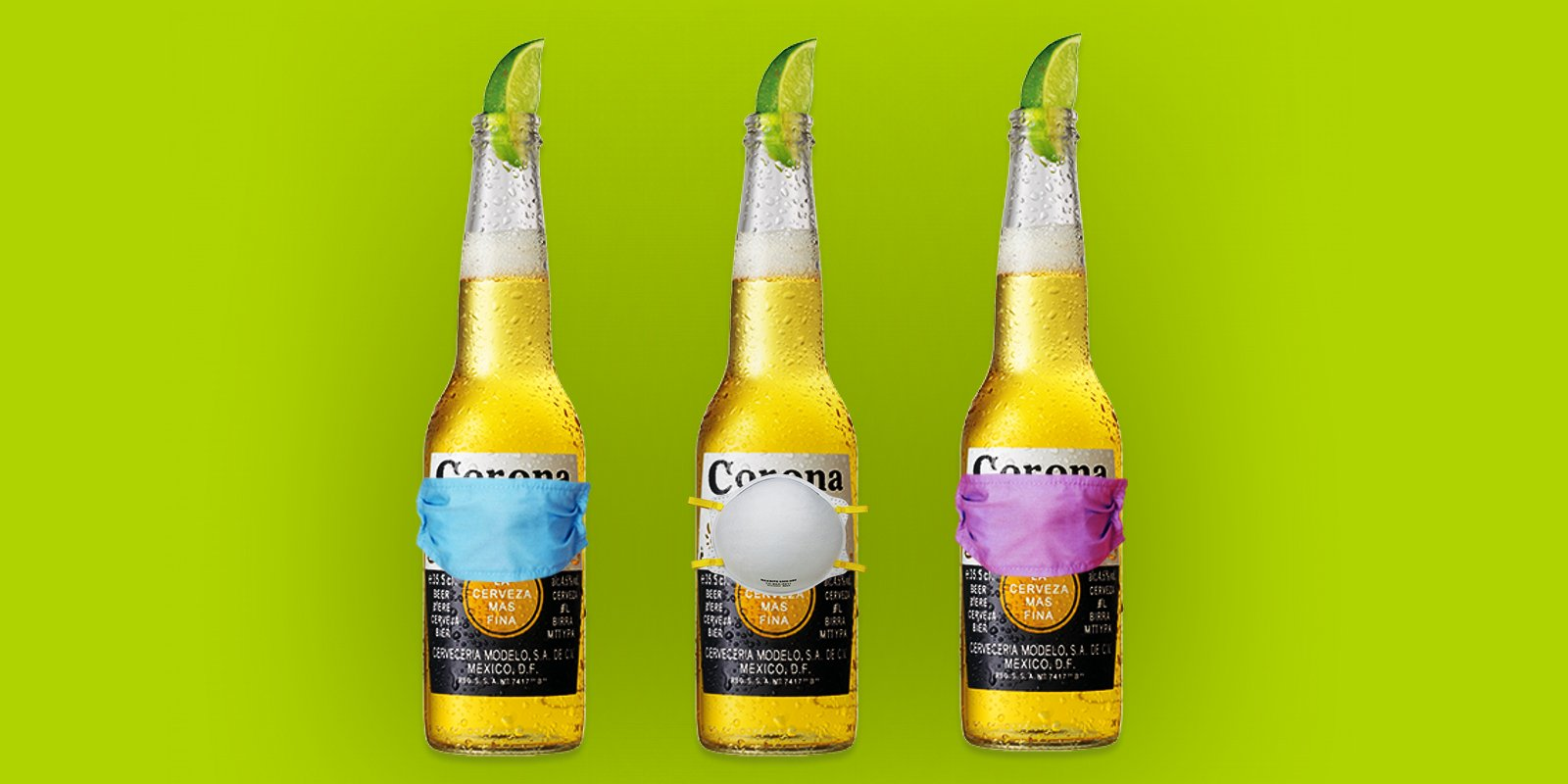 Corona beer sales curbed 10 percent by coronavirus