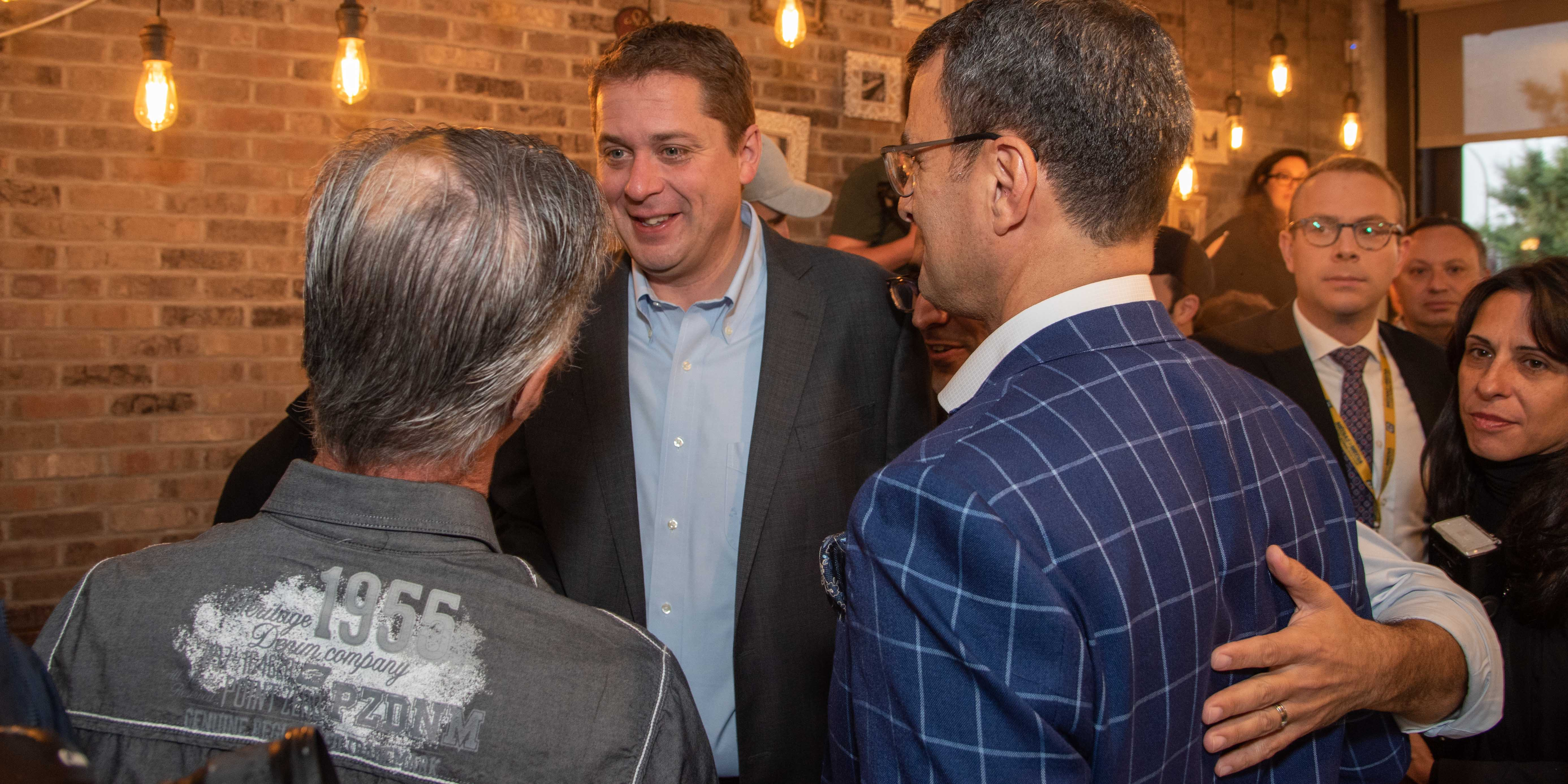 Andrew Scheer promises he'd fine politicians up to $20,000 for breaking ethics laws