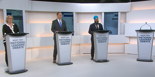 Trudeau to skip another debate, leading to its cancellation