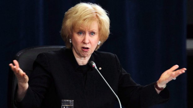 Former PM Kim Campbell calls Wexit 'nuts'