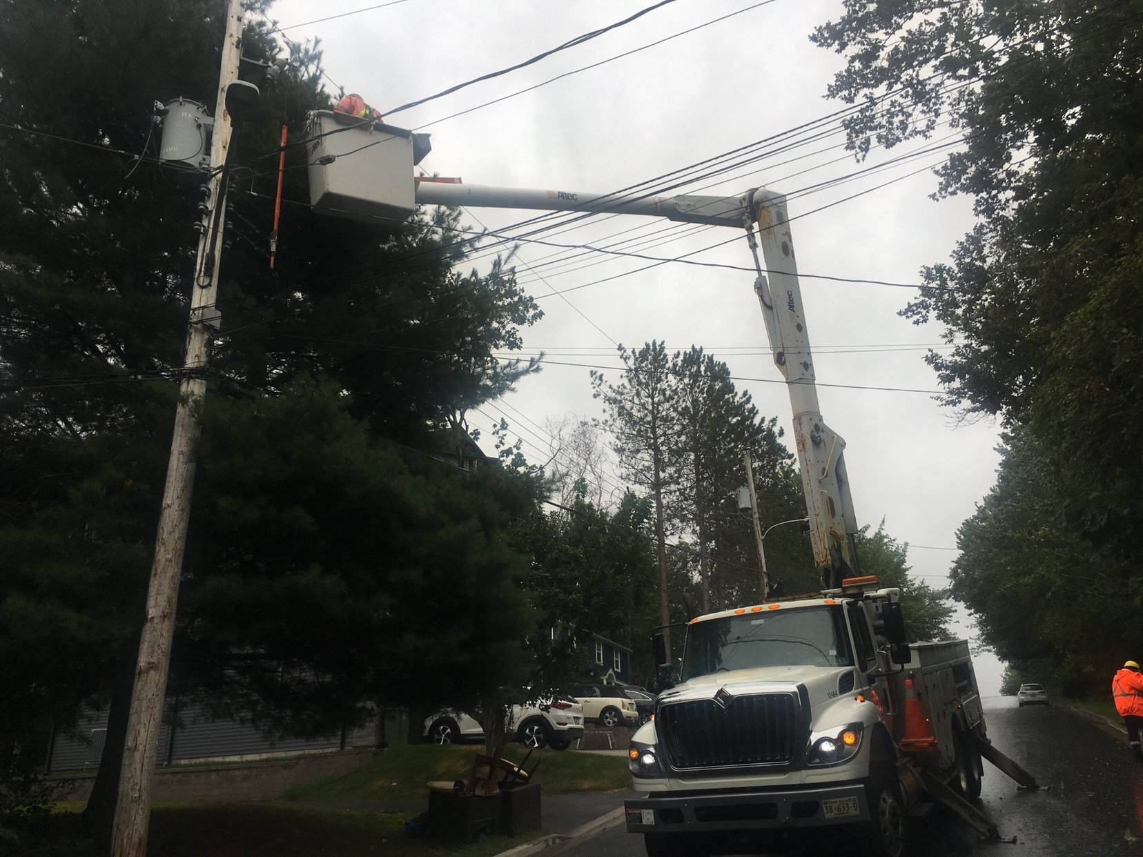 Thousands without power in Nova Scotia as Hurricane Dorian approaches Canada