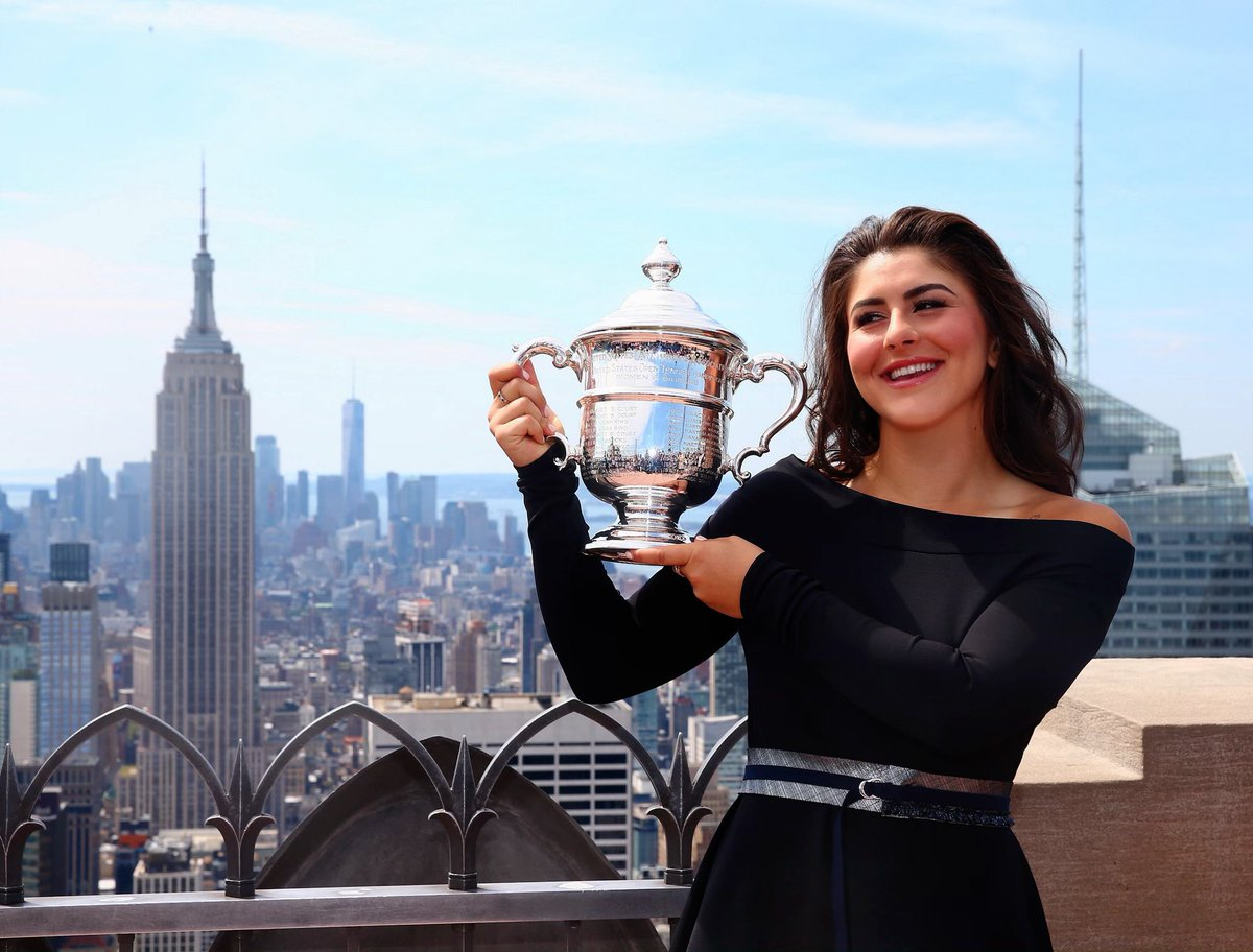 Bianca Andreescu to be given key to the city of Mississauga