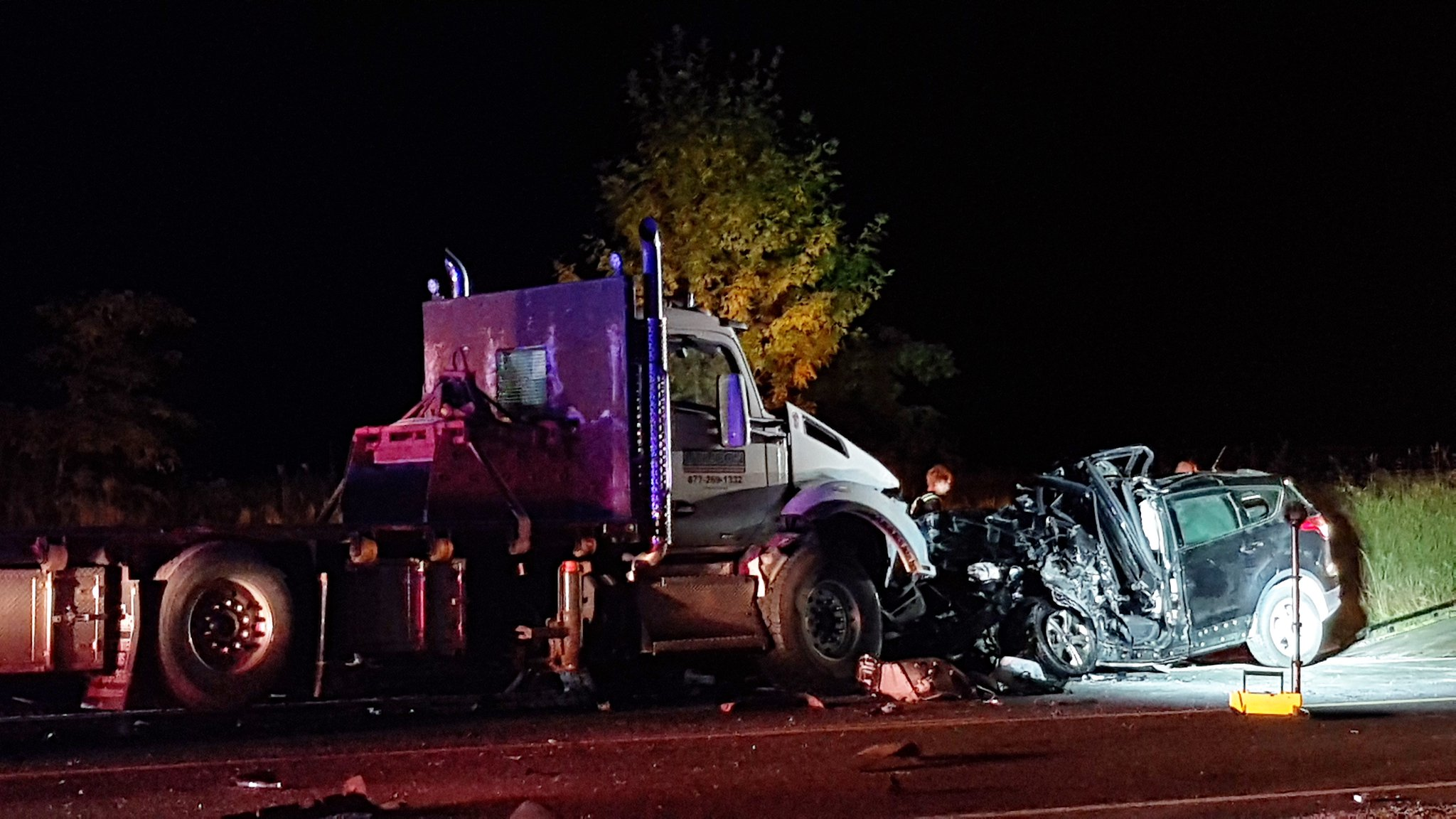 Nine-year-old boy dead following Bradford crash along with father and grandmother