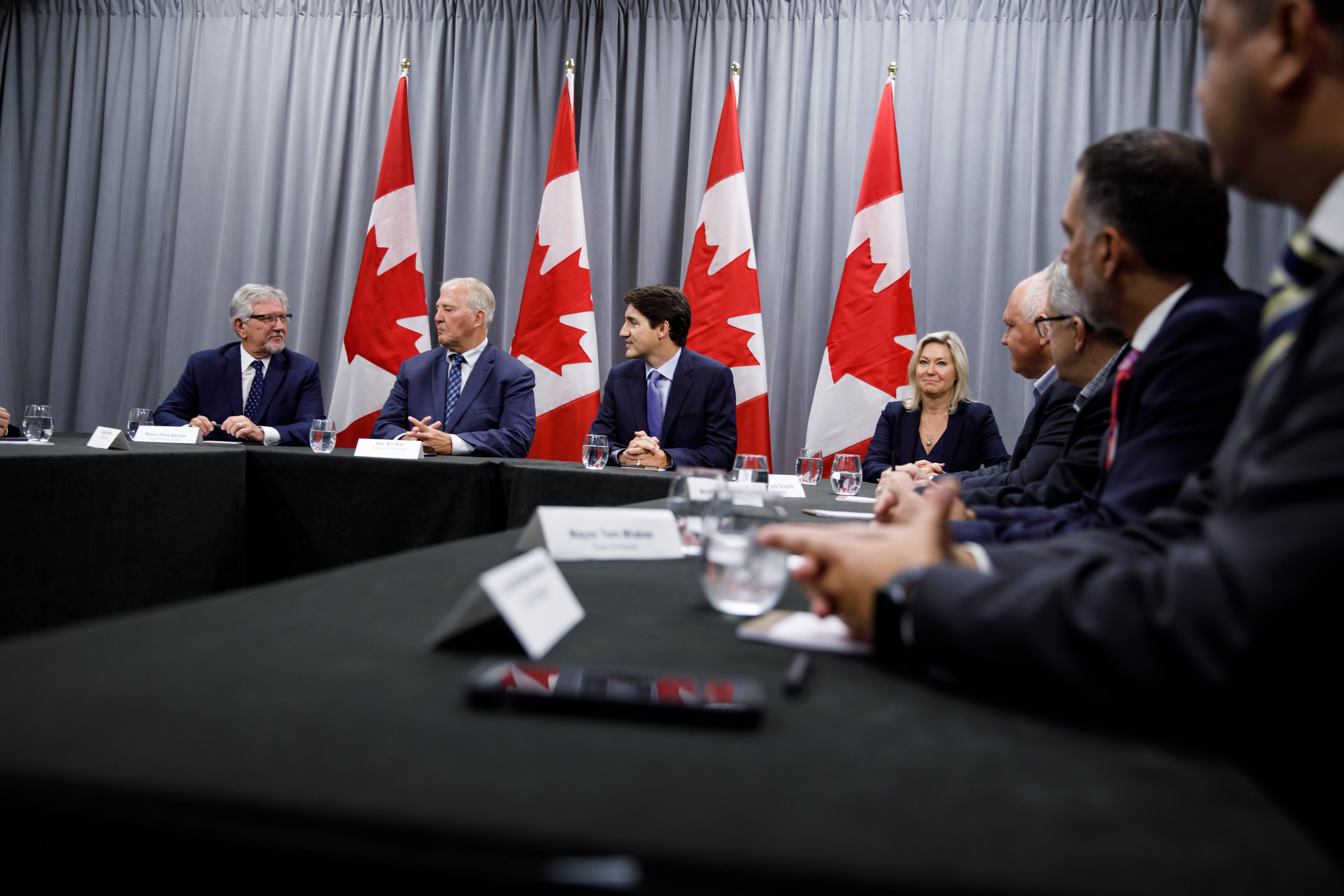 Trudeau's cabinet FORCING through gun laws as quickly as possible