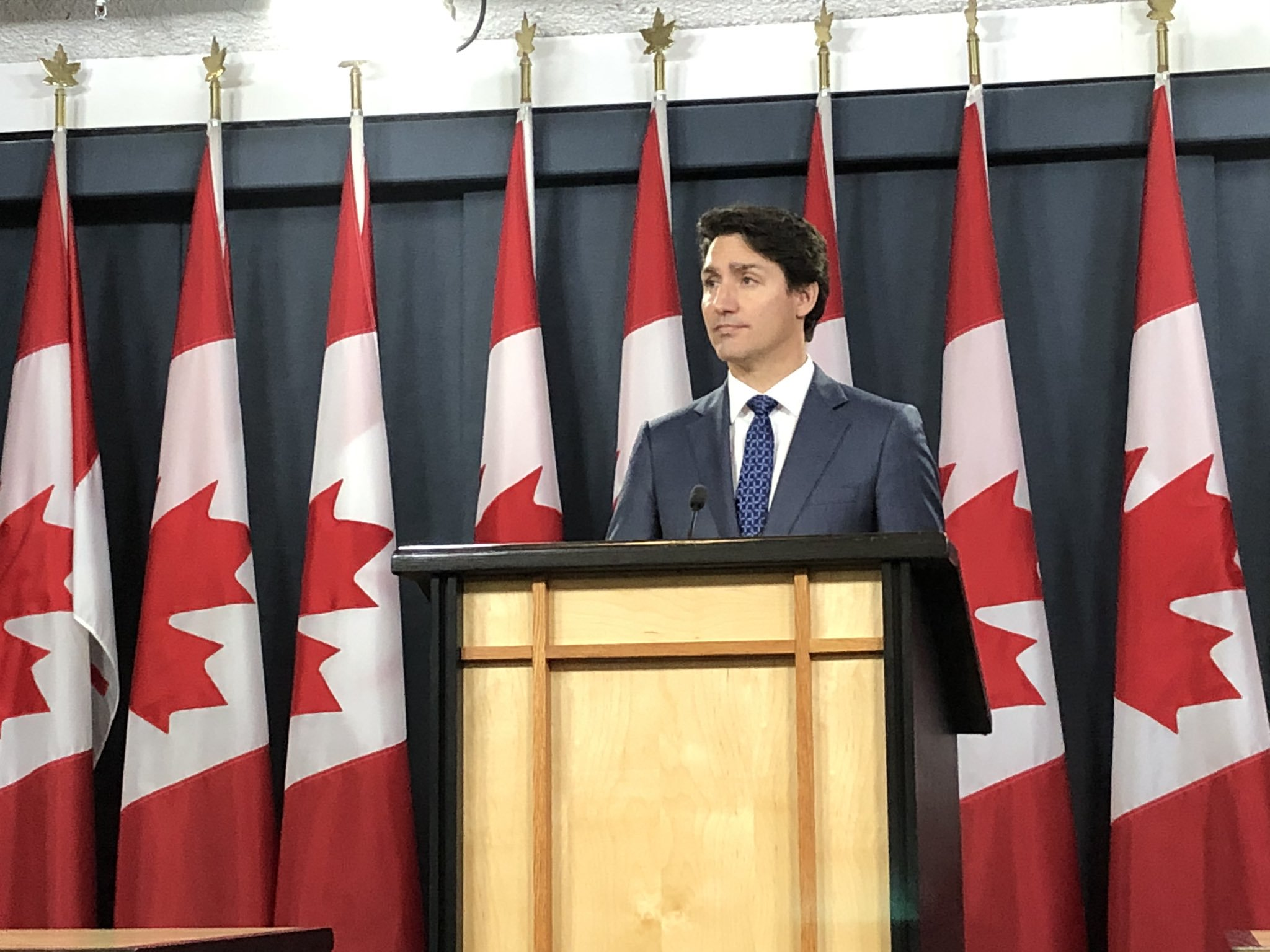 HOT AIR: Trudeau's climate hypocrisy will stall the green movement