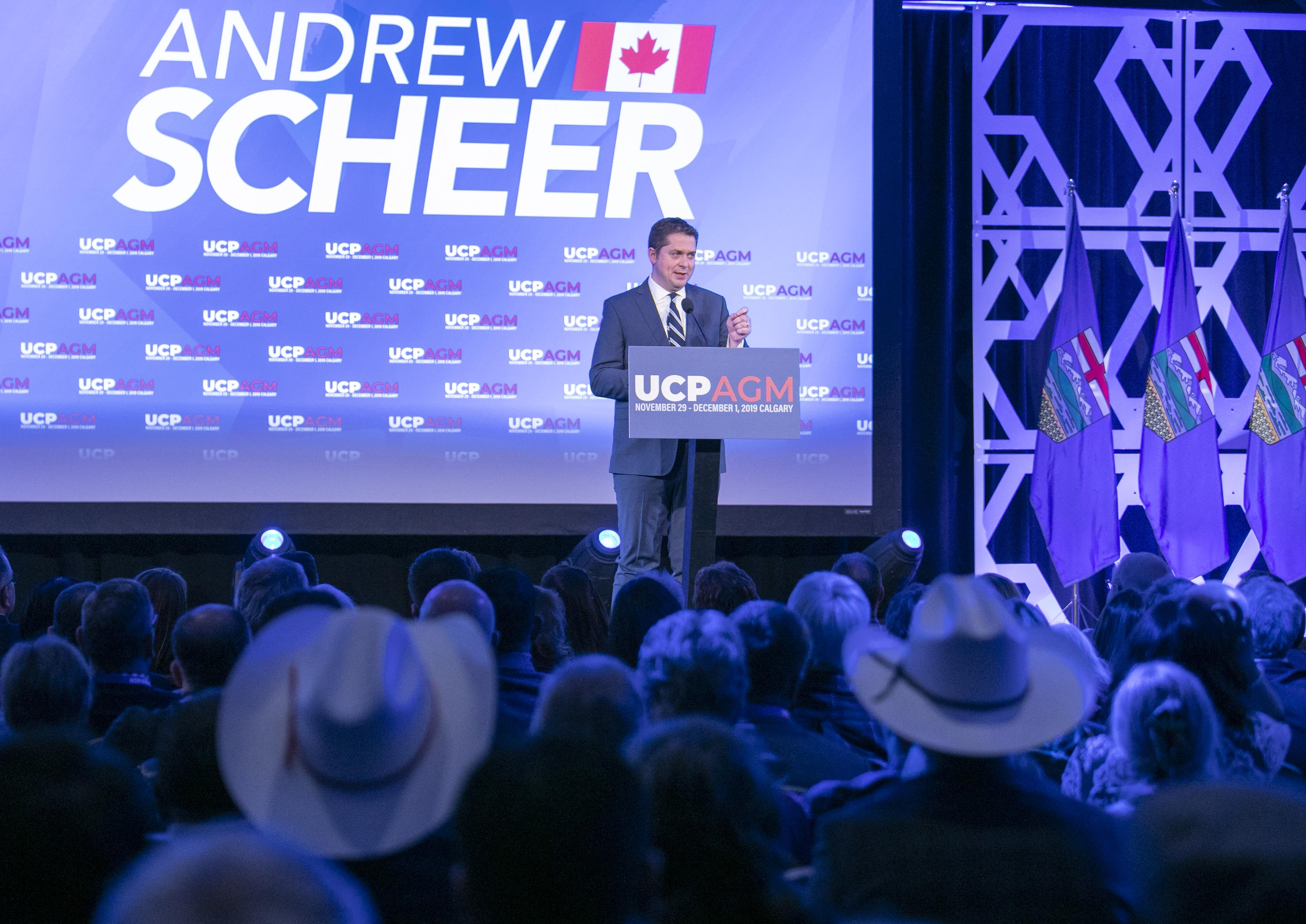 POLL: Fewer than 50% of self-described Conservative voters want Andrew Scheer as leader