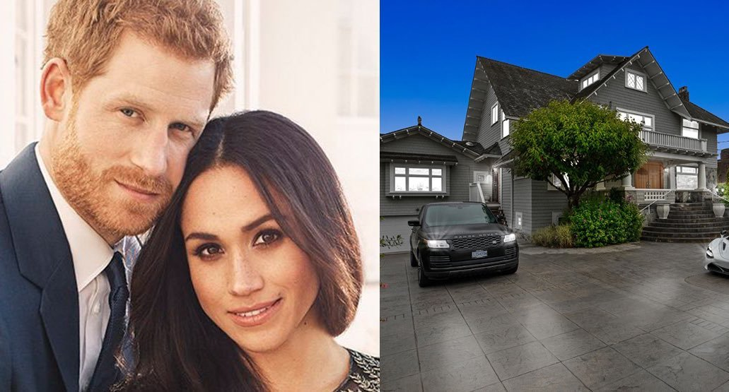 Harry and Meghan have their eyes on Vancouver mansion