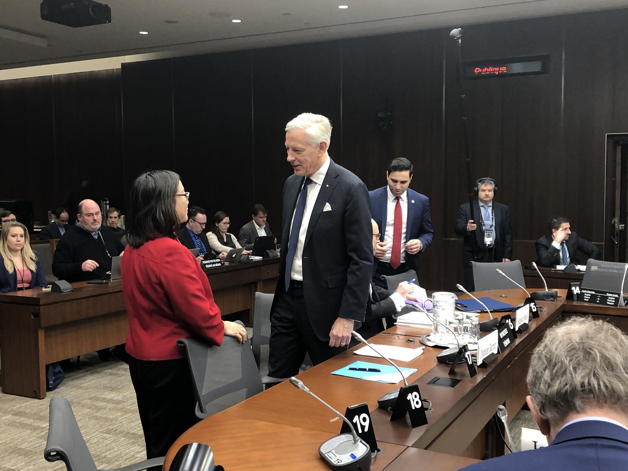 Trudeau-appointed ambassador gets railed for supporting Chinese regime