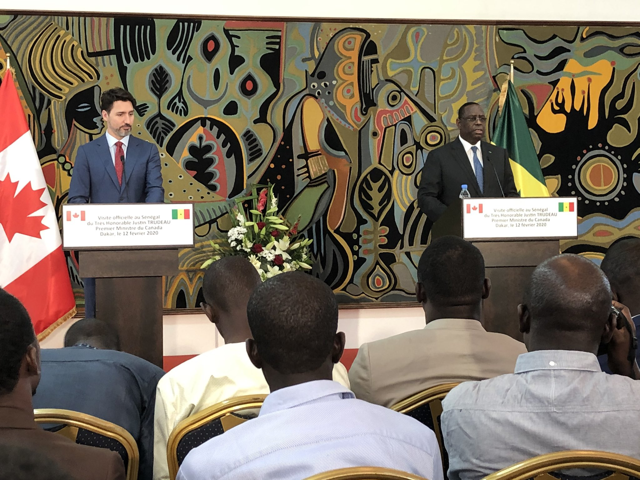 Trudeau willing to boost oil and gas in Africa while Canadian industry suffers