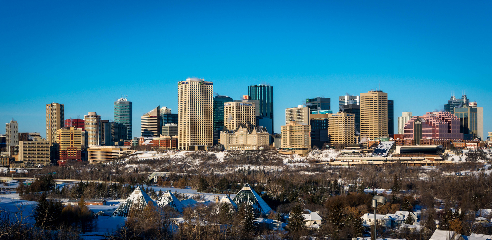 Edmonton has the highest unemployment rate of any Canadian city