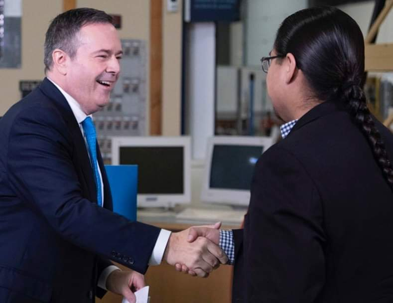 Kenney follows through on $1 billion campaign promise to indigenous people