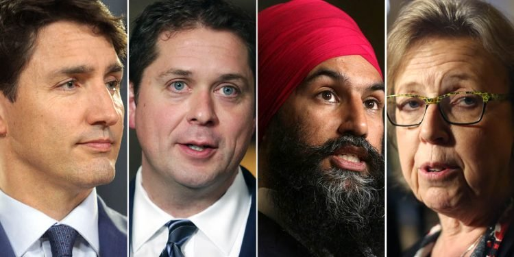 Rich friends, tech friends or green friends: Federal parties in their pre-election hustle