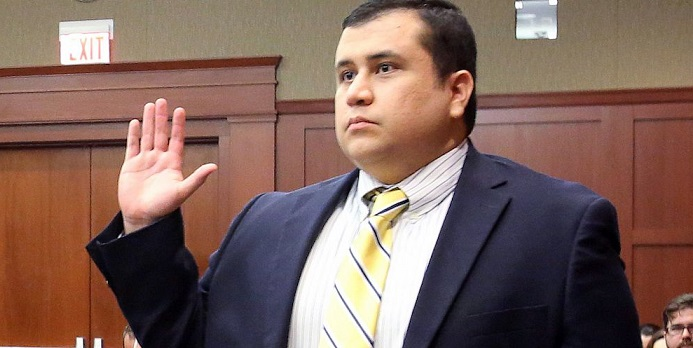 George Zimmerman suing Trayvon Martin's family for $100M