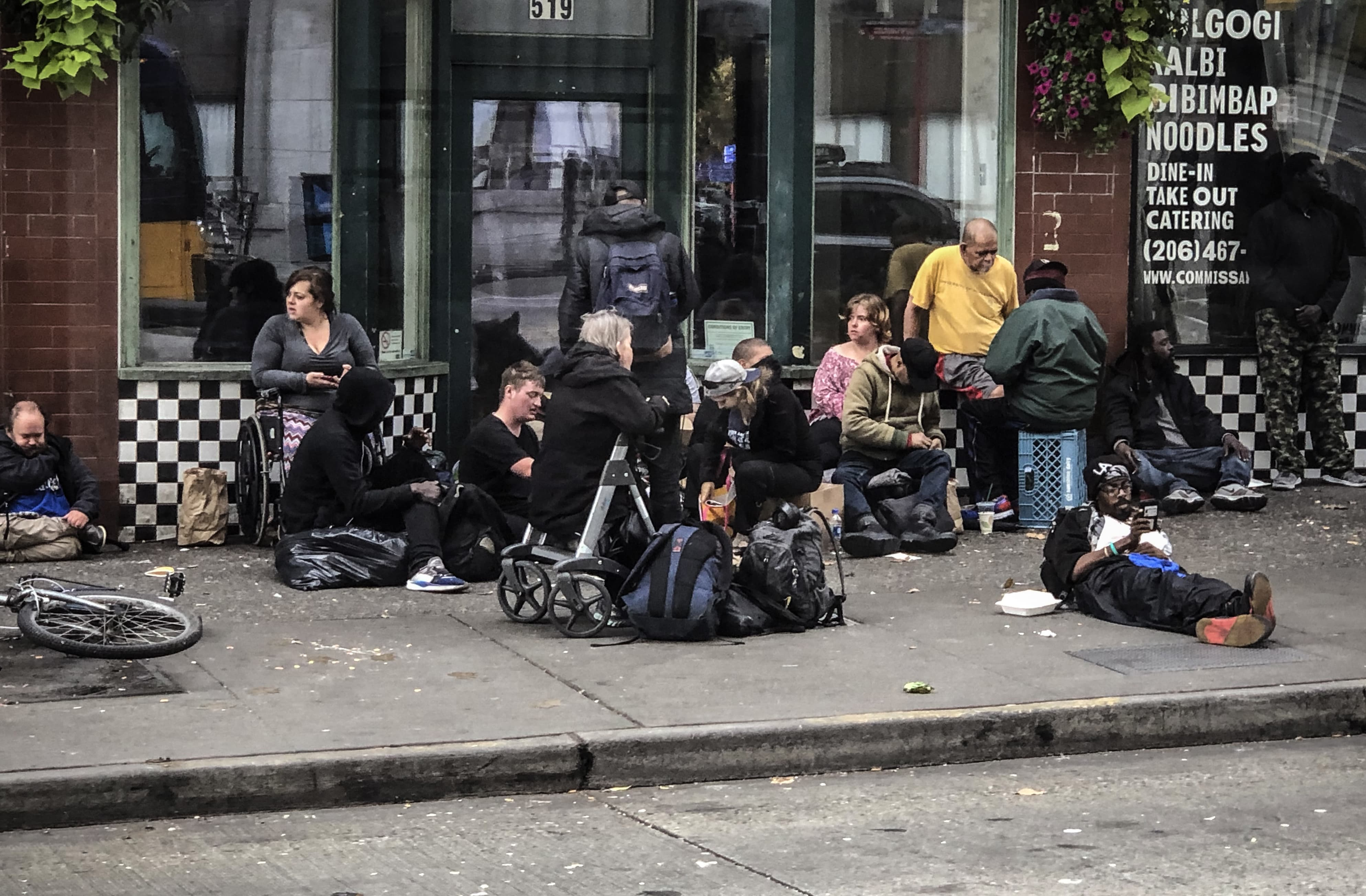 How social justice is making homelessness worse in Seattle