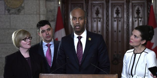 Liberal immigration minister keeps ignoring what the vast majority of Canadians want