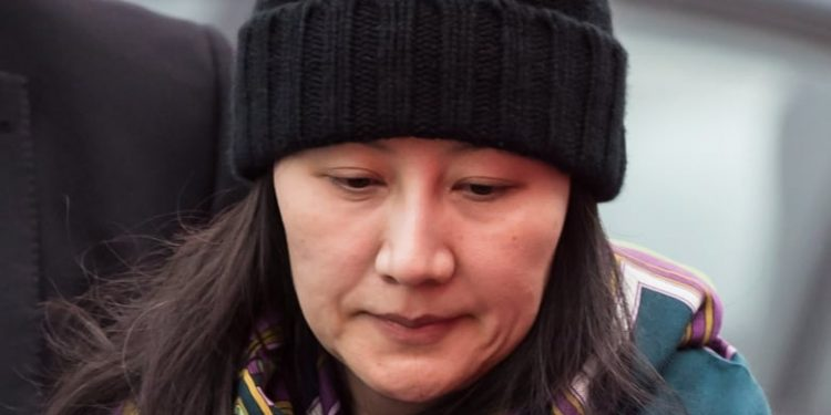 Meng's lawyers make case against U.S. extradition to Canadian public