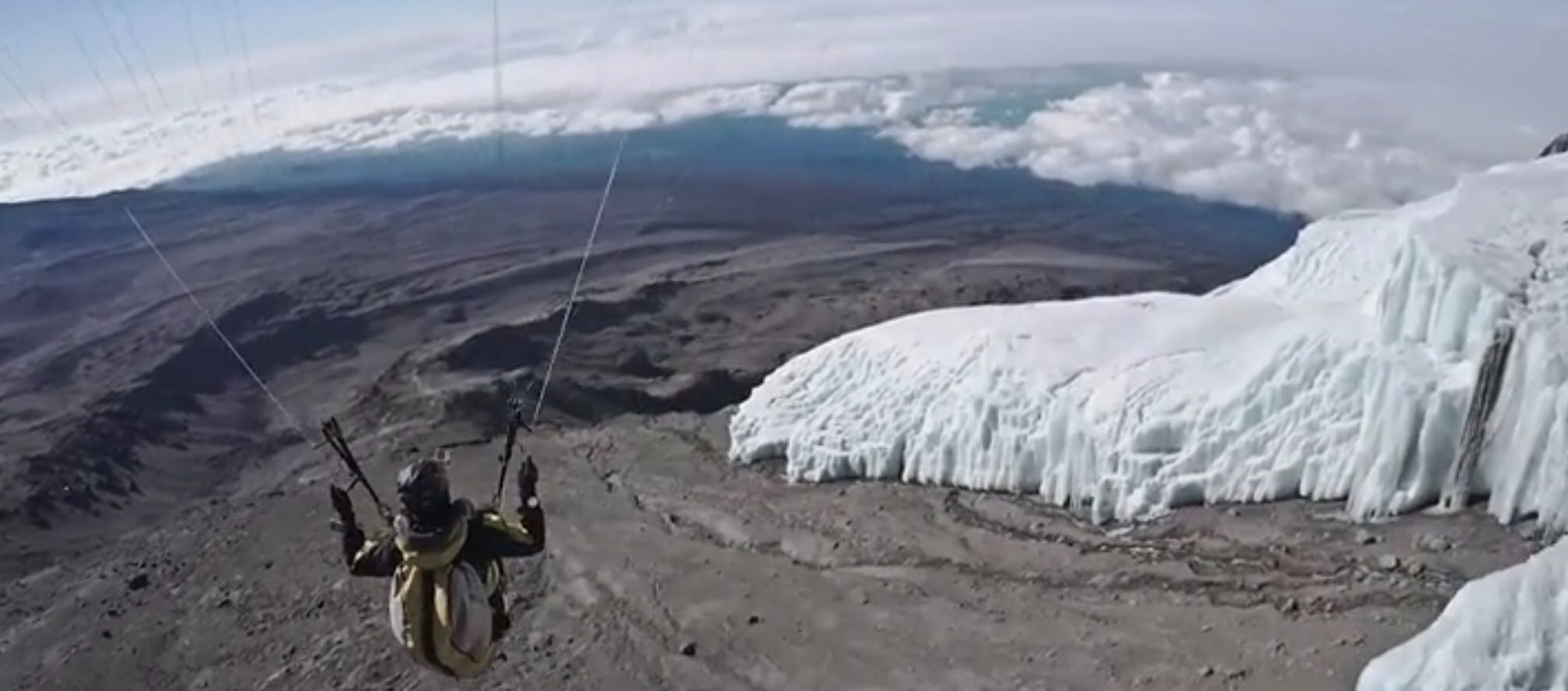 B.C. man dies after paragliding from top of Mount Kilimanjaro