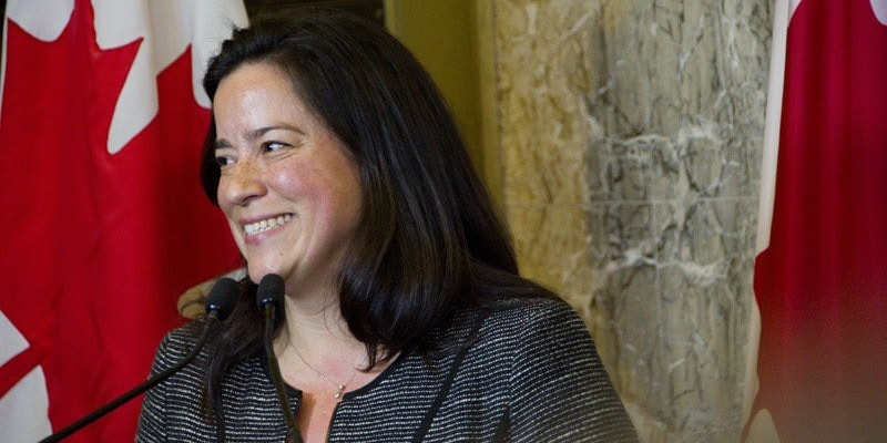 RCMP interview Jody Wilson-Raybould regarding PMO political interference in SNC-Lavalin affair