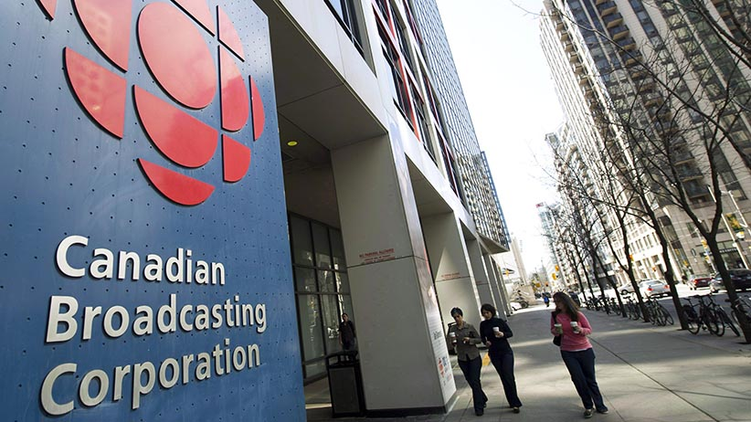 A new research project found that mainstream media outlets like the CBC were one of the leading sources of misinformation among Canadians.