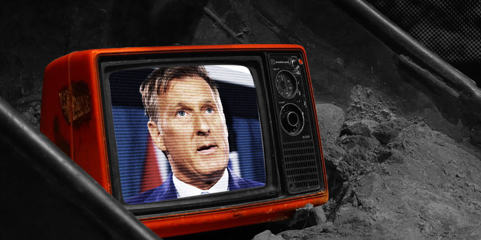 A debate without Bernier sets a terrible precedent for democracy
