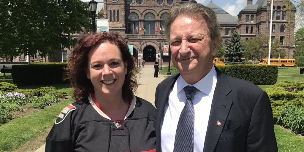 Lisa MacLeod is right—the Sens do suck