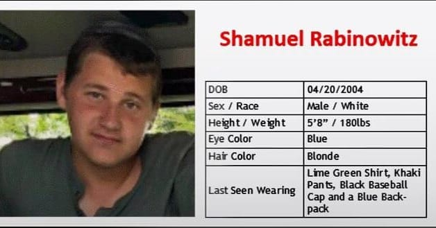 Montreal teen missing in Vermont woods found!