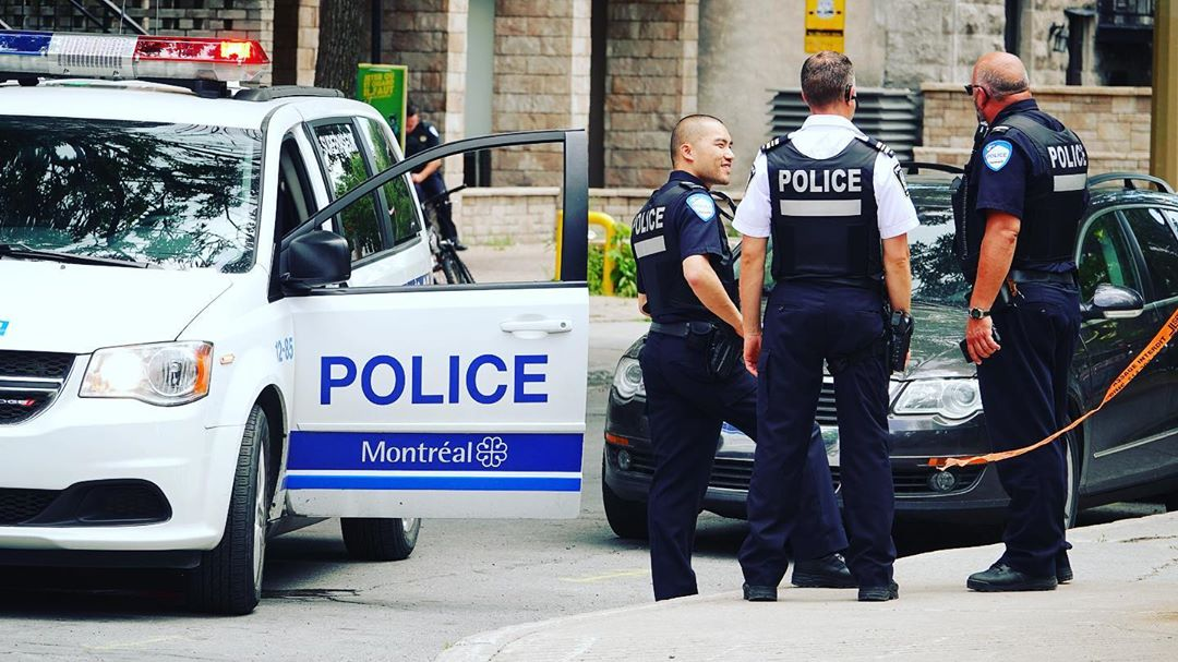 Montreal police officer suspended for eighth time