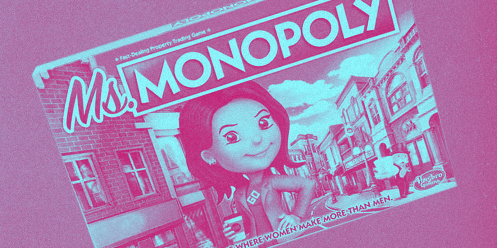 """Hasbro goes woke with new """"Ms. Monopoly"""" board game that pays women more than men"""