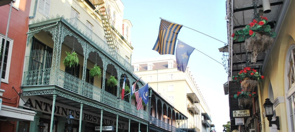 Eleven people shot in New Orleans French Quarter