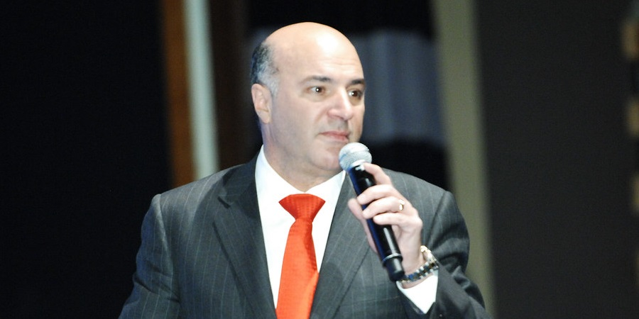 Kevin O'Leary expects his employees to work while on vacation because he's horrible