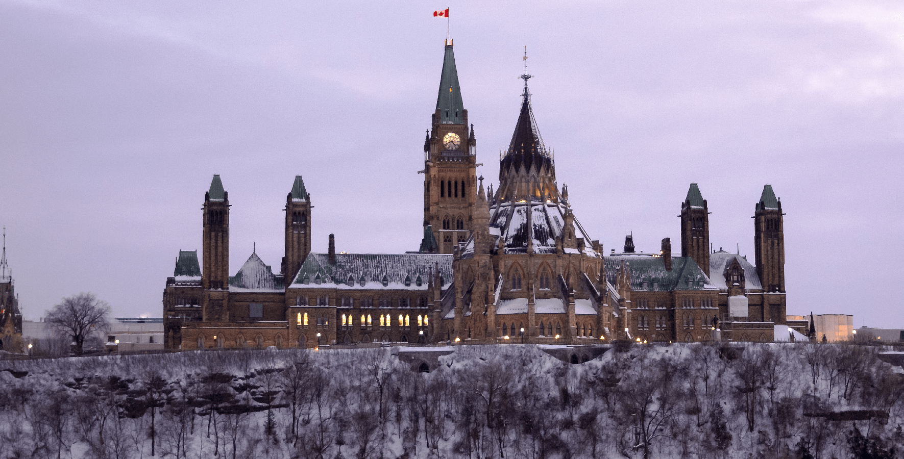 Ottawa to be hit with flurries of snow tonight