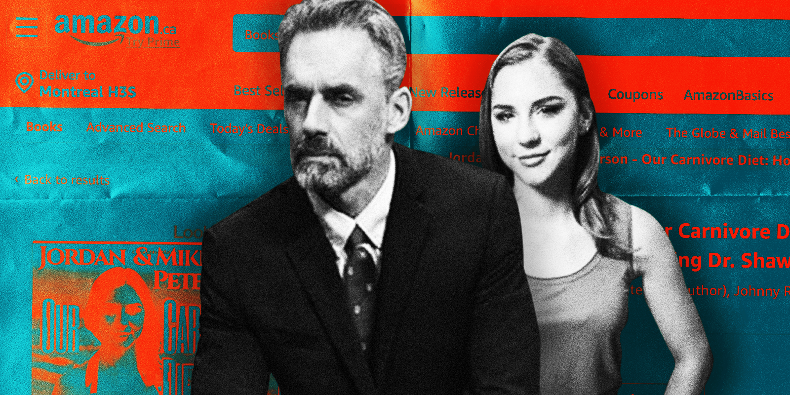 Jordan Peterson and daughter plagued by fraudulent books on Amazon