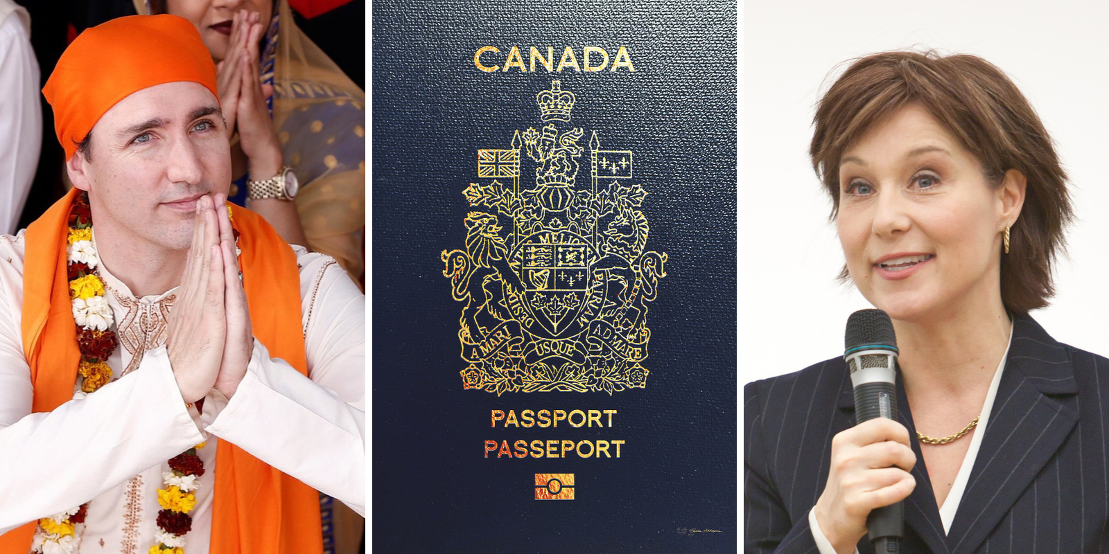 Former B.C. Liberal Premier says Trudeau should have passport taken away—is she right?