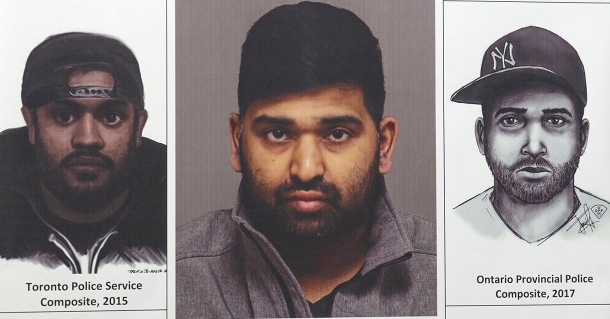 Arrest made in Toronto-area serial rapist case
