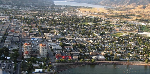Fatal shooting in Downtown Penticton, B.C.