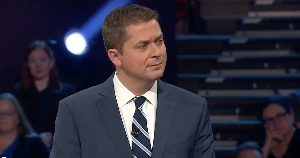 WATCH: Scheer zings Trudeau by suggesting he run for Ontario Liberal leadership