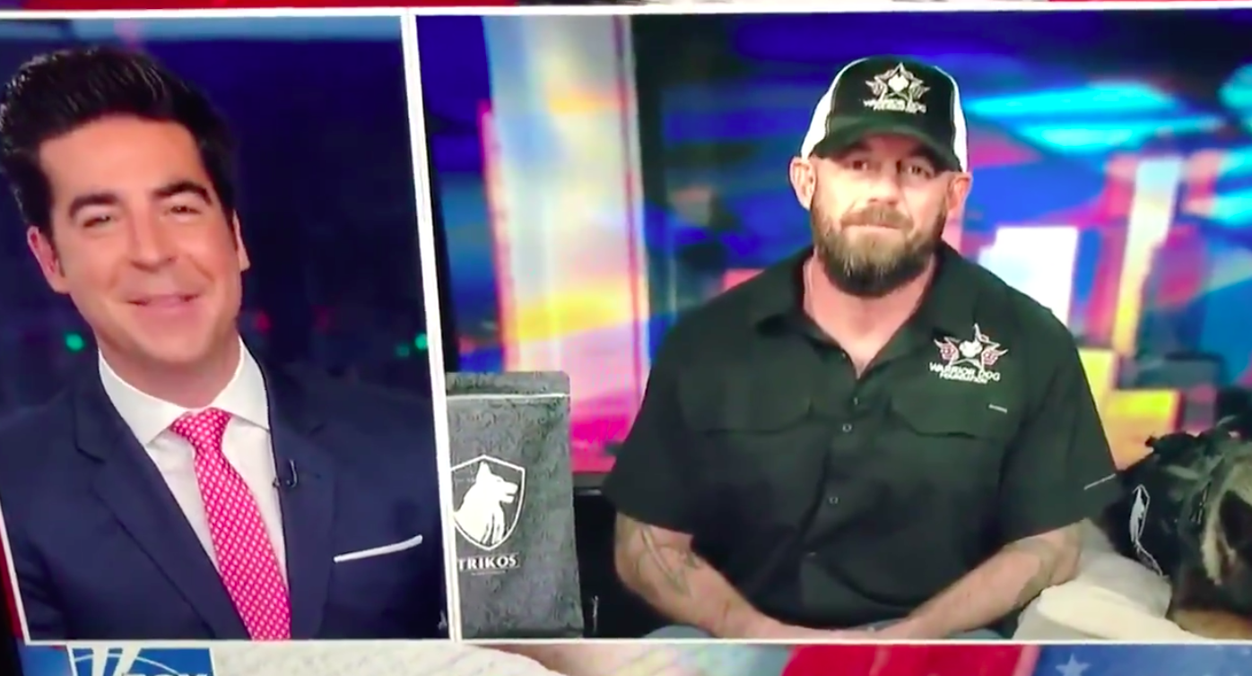 'Epstein didn't kill himself': military dog expert drops bomb on live television